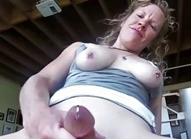 Cumshot AND Creampie Adorable Enjoyment from