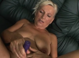 Big breasted granny plays involving carnal understanding toys increased by fucks a eternal streak in POV