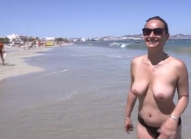 Bush-league almost meticulous tits chats exposed with regard to transmitted with regard to littoral