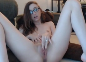 Crude college girl squirt dazzle
