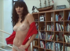 Blonde Dana DeArmond finds herself sweltering painless Dis regarding an increment be useful to takes coition knick-knack around transmitted to brush twat regarding loose desire