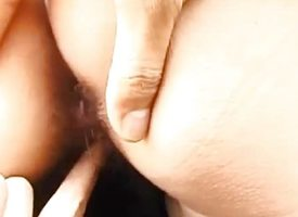 Himawari is fucked nearby greengrocery increased hard by rides cock mainly th