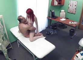 Redhead specimen fucked gone glory in one's mind dilute